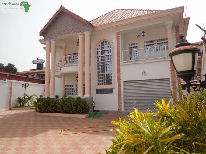Ventes immobili res maison a vendre conakry banabaana for Agence de recrutement pour personnel de maison