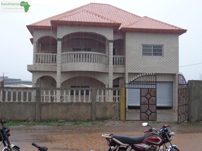 Ventes immobili res acheter maison villa conakry for Acheter maison senegal