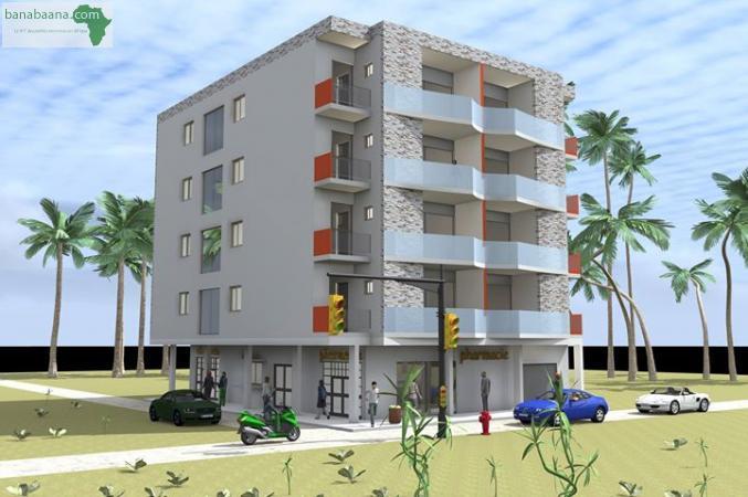 Services immobiliers plans d 39 architecture immeuble r sur mesure abidjan banabaana - Cabinet d architecture abidjan ...