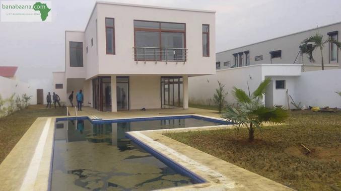 Ventes immobilières VILLA NEUVE EN VENTE À COCODY RIVIERA GOLF 4 ...