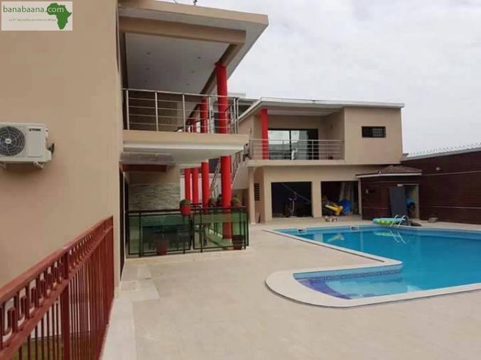 Ventes immobilières VILLA DUPLEX 10 PIÈCES À VENDRE Abidjan - Banabaana