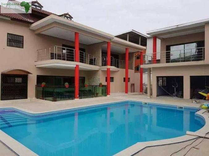 Ventes immobilières VILLA A VENDRE Abidjan - Banabaana