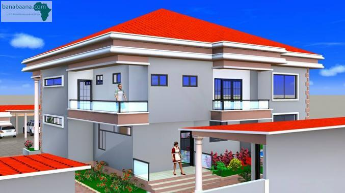 Services immobiliers plan construction maison conakry for Plans de maison services d architecture