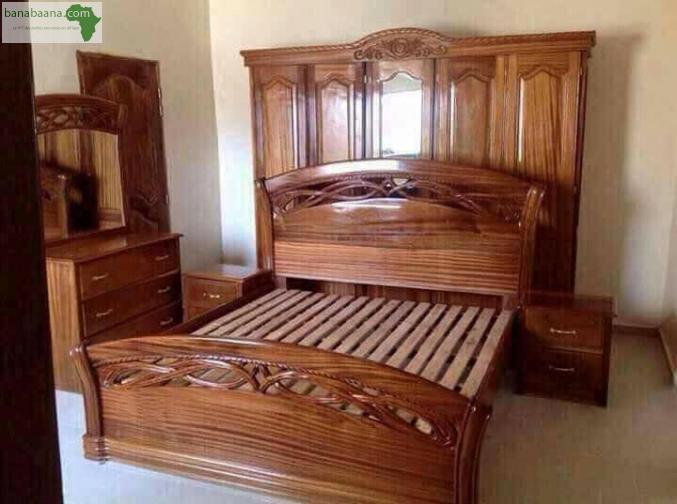 Chambre A Coucher En Bois Dakar