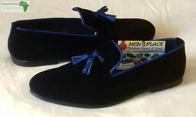 Chaussures pour hommes Mocassin Homme Abidjan - Banabaana 6134e8359a0